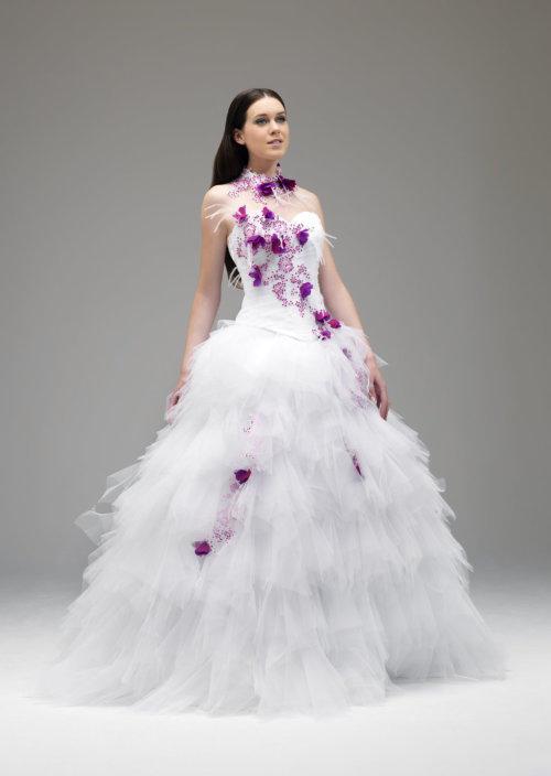 Les mari es de m limay collection annie couture for Robes de mariage cyber lundi